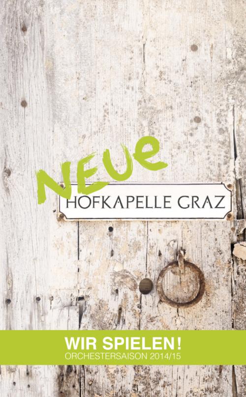Titel Programm Neue Hofkapelle Graz