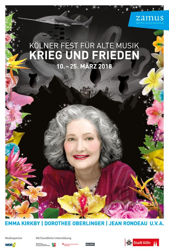 Fest für Alte Musik Plakat