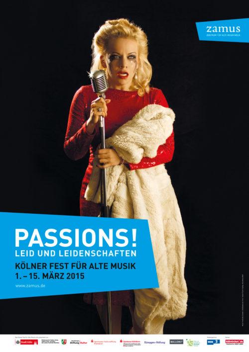 Passions! Kampagne zum Fest für Alte Musik